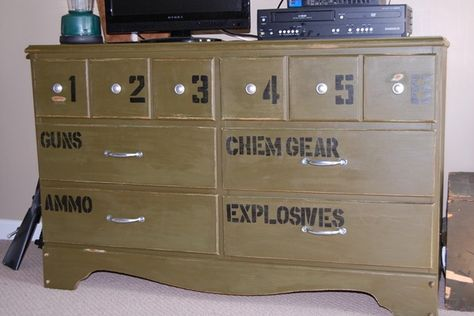old military foot locker - Google Search