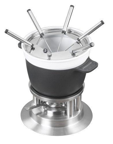 Only 169 95 Scanpan Classic Multi Purpose Fondue Set Scanpan How To Make Fondue Pot Sets