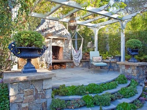 Garden Seating 99 Ideas On How To Design An Outdoor Living Room