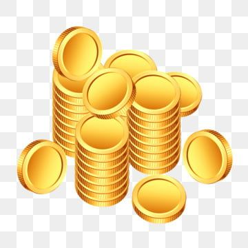 Gold Coins Bundle Vectors Png Gold Coins Png Dollar Png Coins Vector Png And Vector With Transparent Background For Free Download Gold Coins Coin Design Png
