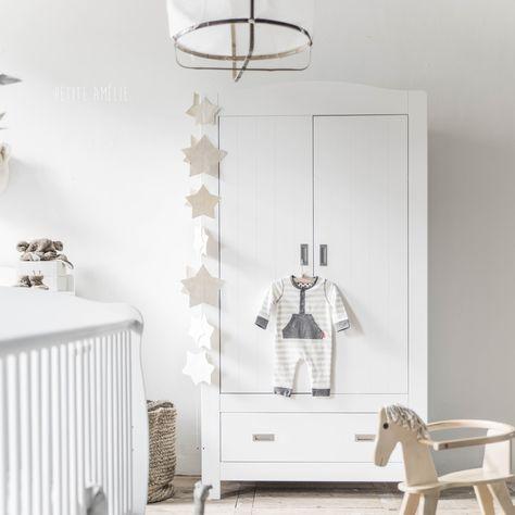 Kinderkledingkast uit Babykamer Étoile   Petite Amélie