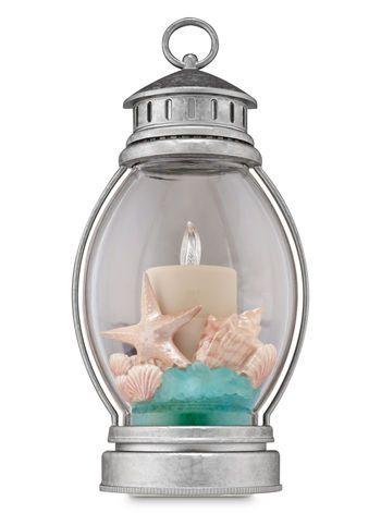 Beach Pillar Candle Nightlight Wallflowers Fragrance Plug Bath Body Works Bath And Body Works Bath And Body Bath And Bodyworks