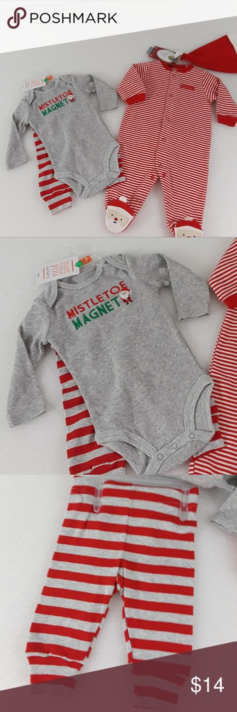 a27a90b47 NWT - Bundle of 2 Carters holiday onesies