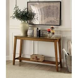 new style 3a314 42378 Silvis Console Table | sofa tables in 2019 | Furniture ...