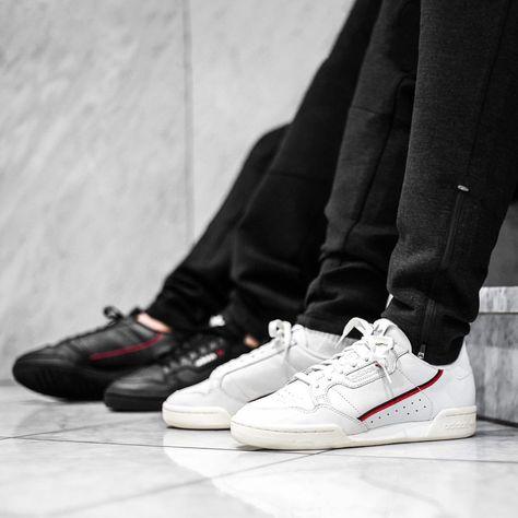 superávit Votación Memorándum  adidas Originals Continental 80 | Zapatillas, Tenis basketball, Tenis