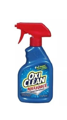 Cleaning Products 20605 Oxi Clean Max Force Laundry Stain Remover