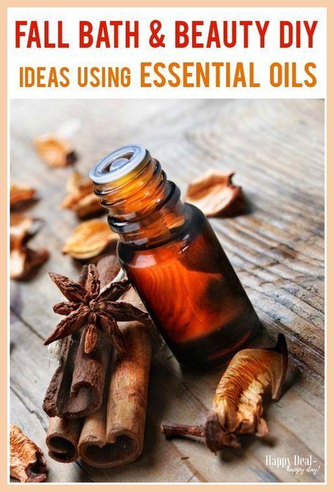 6 Fall Bath Beauty Diy Ideas Using Fall Essential Oils Aromatherapy Recipes How To Clean Carpet Essential Oils