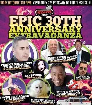 Un party epico per i 30 anni di attivit� di Stern Pinball