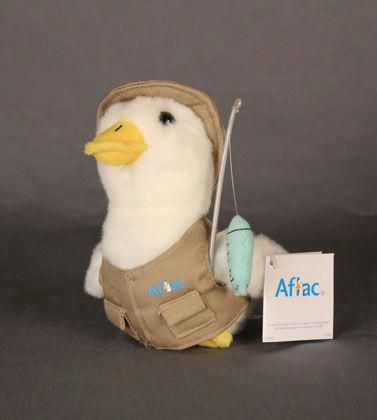 Aflac Duck Toy Ca 2008 Gift Of American Family Life Assurance
