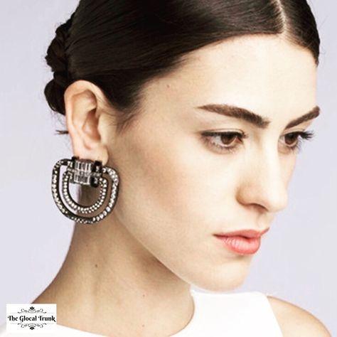 instajewelrydesign Big Studs #trendingnow...