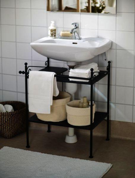 Furinno 99557lc Bk Turn N Tube 4 Tier Multipurpose Shelf Display Rack Light Cherry Black Bathroom Sink Storage Pedestal Sink Storage Sink Storage