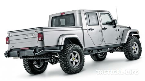 Brute Double Cab Aev S Jeep Conversion Kit Jeep Wrangler American Expedition Vehicles Jeep