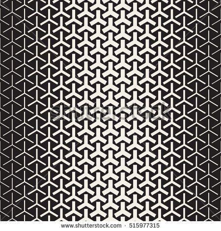Triangular Shapes Halftone Lattice Abstract Geometric Background Design Vector Seamless Black And White P Geometric Background Geometry Tattoo Pattern Tattoo