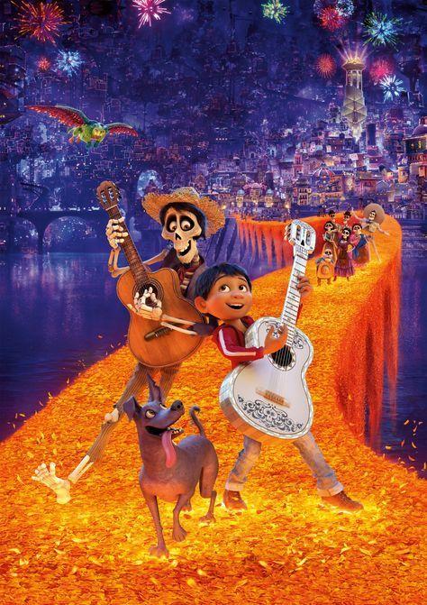 Coco Pixar 019 Jpg 2 823 4 000ピクセル Animated Movies Movie Wallpapers Disney Movies