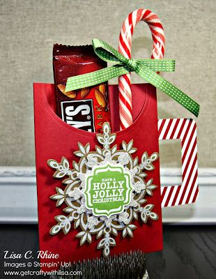 What's Hot Wednesdays:  Holiday Gift Holders