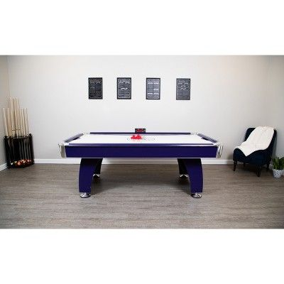 Hathaway Phantom Air Hockey Table With Electronic Scoring