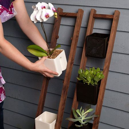 Herb Garden for small space...