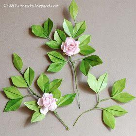 Pin On Flores De Origami