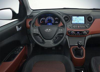 Interior of Hyundai i10. http://www.carkhabri.com/carmodels/hyundai ...