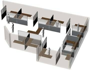 cubicle designs office | Office Cubicles & Modules - New Cubicles ...