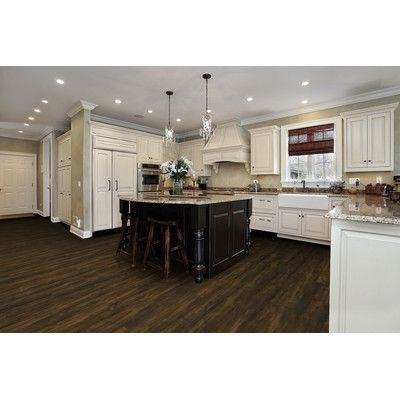 "American Concepts Saranac 7.5"" x 51"" x 12mm Tile Laminate in Harper Woods Maple"