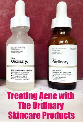 Ebullient Treat Acne Skincare Add To Wish List In 2020 How To Treat Acne Skin Care Acne Natural Acne Skin Care