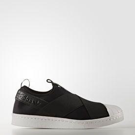 Adidas Superstar Slip On Shoes Black Adidas Us Adidas Superstar Slip On Slip On Shoes On Shoes