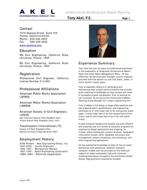 Civil Engineering Resume Sample Gallery Photos New Sample Civil - civil engineering resume