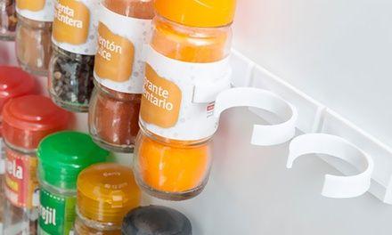 Tot 73% op Zelfklevende houder voor kruiden | Groupon