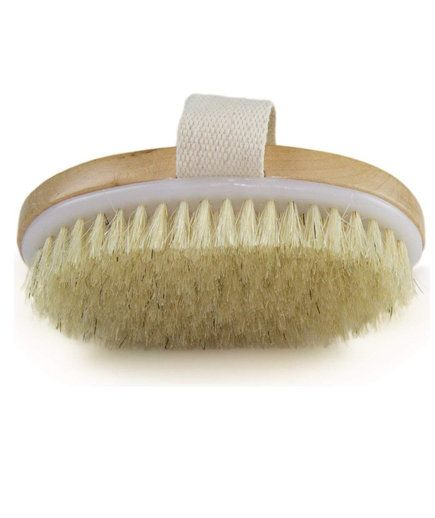 Dry Brushing Is The Best Kept Secret To Smooth Skin Here S How It