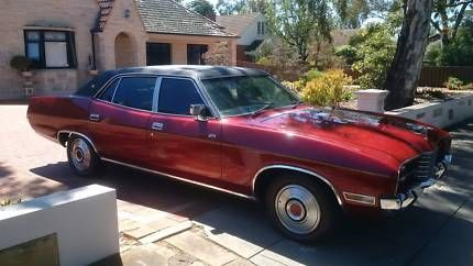 Ford Ltd P5 Cars Vans Utes Gumtree Australia Charles Sturt Area Woodville 1173699315 With Images Ford Ltd Aussie Muscle Cars Burgundy Car