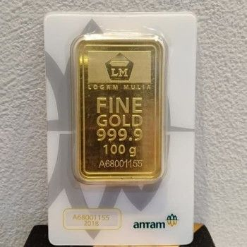 Shop Gold Bars For Sell 100 Gram Antam Gold Bar In 2020 Gold Bars For Sale Silver Coins For Sale Where To Buy Gold