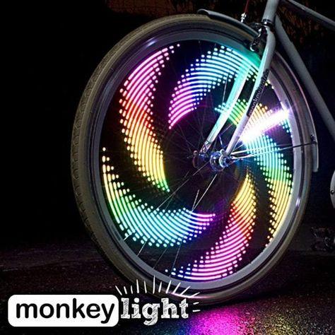 Top 10 Best Bike Wheel Lights In 2020 Bike Wheel Bike Lights