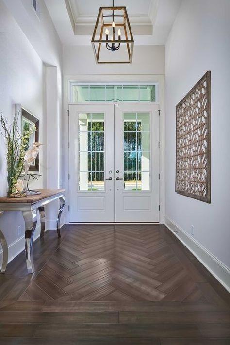 99 Rustic Wood Floor Ideas For Amazing Kitchen