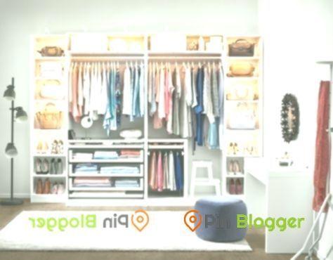 Ordnung Im Schlafzimmer Und Kleiderschrank Mit Ikea Lakeside