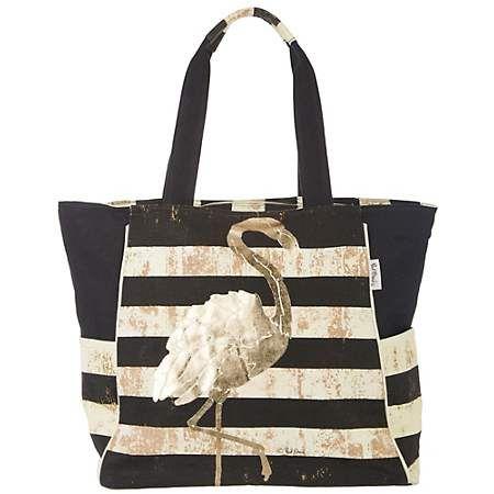 74f7eed4648e BeallsFlorida - Paul Brent Flamingo Striped Beach …  