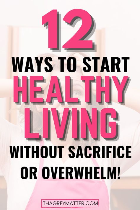 Being healthy doesn't mean you are perfect with your eating habits or workout routines. It means being consistent! Here are 12 ways to practice a healthy lifestyle in no time! #healthyliving #healthylivingtips #healthylivingforbeginners #healthylivingmotivation #healthyliving aestheetic #healthylife #healthylifestyletips
