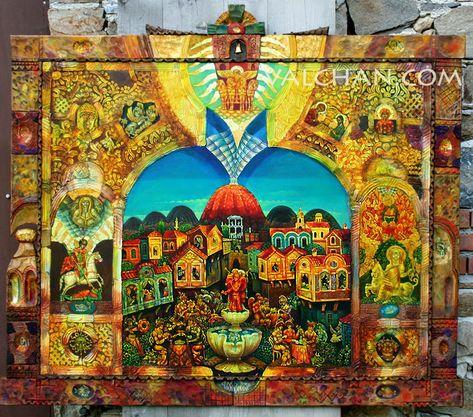 Вълчан Петров реди първа изложба в Бургас   Painting, Art, Taj mahal