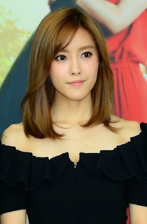 Model Rambut Sebahu Ala Korea Model Rambut Pinterest Korea Models And Hair Style