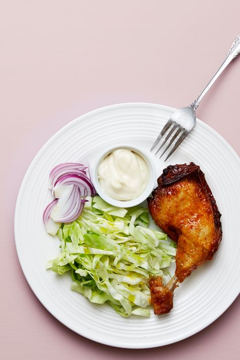 Cena keto con pollo