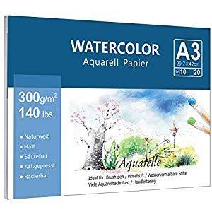 Hoe Kies Je Aquarel Papier Splendith Papier Aquarel Hoes
