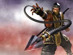 Image Result For Big Minecraft Mortal Kombat Scorpion Spear Pixel