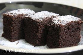 Resep Eggless Tofu Chocolate Cake Cake Coklat Dari Tahu Tanpa Telur Untuk Vegetarian Kue Cokelat Kue Makanan