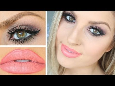 Girls Night Out GRWM! ♡ & Outfit | Sultry Eyes & Pink Lips! Shaaanxo