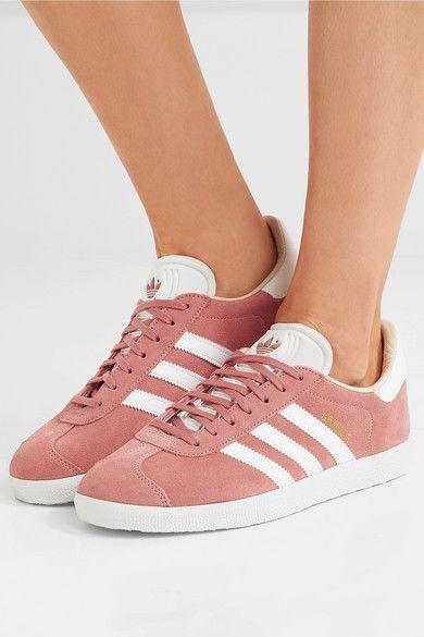 adidas Gazelle J W shoes pink
