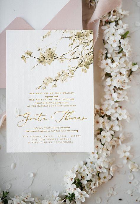 wedding invitations 07/botrc/z