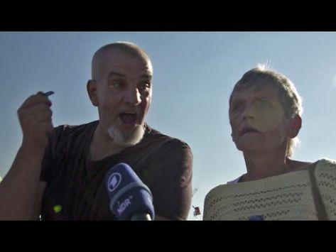 "Pöbler vs. Merkel: ""Volksverräterin, hau ab!"" | Panorama | NDR - YouTube"