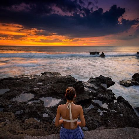 Solitude..  In frame: @bircanurgun Follow @sassychris1 . . . by christinatan1