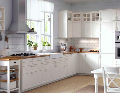 Limpiar muebles de cocina lacados | Our own house