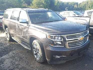 Salvage 2015 Chevrolet Suburban Chevrolet Suburban 2014 Lexus Is 250 Salvage